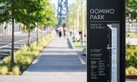 Wayfinding: Domino Park
