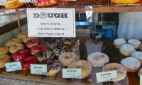 Dough's artisanal handcrafted doughnuts can be found in Brooklyn and now Manhattan too.