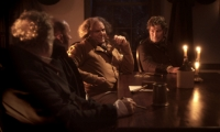 Solid Light produced an original film for the experience, using mostly local actors.