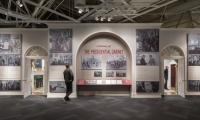 The exhibition's thematic focus on the 38th President's character traits provides a personal way for visitors to connect with the content and the subject himself.