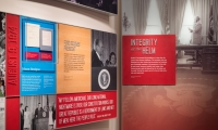 During the research phase, the biggest insight that surfaced was that the focus of the museum should be centered on President Ford's character traits.