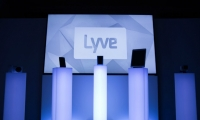 At the 2013 Consumer Electronics Show in Las Vegas, HUSH created a product launch installation for Lyve, the company that provides Cloud-based photo and video storage.