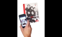 Using Aurasma technology, the retailer sold an AR-enabled notebook line featuring the band One Direction. When shoppers passed their phones over the notebook cover, it enabled a video of a band member telling his story.