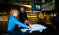 Interactive Experience: Heart of Iceland