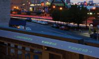 The High Line Signage: Global Design Honor Award 2012, Pentagram