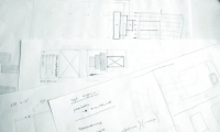 I created lots of sketches to generate ideas and guide our design team.