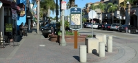 Merje Signage and Wayfinding Program for the City of Huntington, California