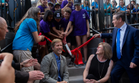 """The uniquely """"cool"""" state-of-the-art habitat experience opened to the public during the peak of summer—on July 23, 2019."""
