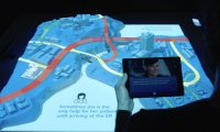 Leviathan's collaborated with Jabil-subsidiary Radius on a physical diorama paired with interactive digital content.