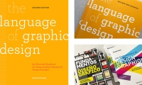 The Language of Graphic Design has been a bestseller in Western Europe and the new second edition is now available in French and Italian co-editions. The first edition is available in Chinese, Czech, Polish, and Taiwanese co-editions.