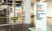 The exhibit is the 27th in SVA's Master Series honoring great visual communicators. (Photo: Federico Rodriguez Caldentey)