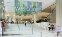 Standard Tours- Washington State Convention Center: Hear from the design team that led the public wayfinding and environmental graphics including digital signage for Seattle's largest convention center. With Michael Courtney Design