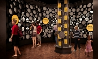 Seattle's Museum of History and Industry is newly renovated and includes the Bezos Center for Innovation. (Exhibit: Olson Kundig. Photo: MOHAI)