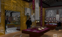 Museum of the Bible | A gallery rendering