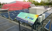 Muzeiko is Bulgaria's first LEED Gold building, and the solar panels on the roof have become a learning opportunity.