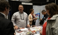 NEXPO is a great opportunity to connect with fabricators and suppliers