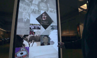 For the Penn Museum's Native American Voices exhibit, Bluecadet created touch-driven image totems that provide a rich archive of Native American stories.