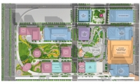 Part of the project's appeal is that the neighborhood will be built entirely on a platform over a rail yard, utilizing new engineering techniques and technologies.