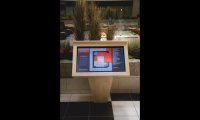 With their unlimited capacity for change, digital and touchscreen directories are becoming the norm. Parkdale Plaza, Minneapolis, uses a NEC Displays product.