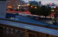 Originally built for freight trains in the 1930s, the High Line is an elevated rail structure on Manhattan's West Side that has been turned into a popular new park.