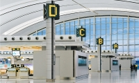 Toronto Pearson International Airport: They conducted tests prior to the opening of the airport to ensure their design was effective for the end user.