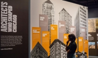 The gallery offers a discussion of important architects and their key works...