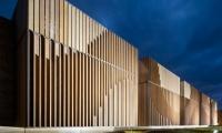 Merit Award: Garangula Gallery Facade (THERE)
