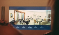 The Bluecadet team developed 16 unique interactives for the Museum, powered by eight custom applications.