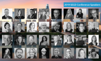 Introducing the esteemed speakers for the 2019 SEGD Conference Experience Austin.
