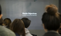 Media Objectives at VDTA was another stop on the tour.