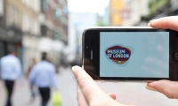 Brothers and Sisters created Streetmuseum, an iPhone app that takes the museum's extensive collection of historical photos out of the museum and into the streets of the city.