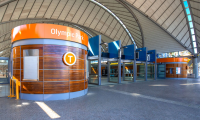 Sydney Olympic Park Sign