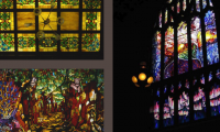 Garden of Earthly Delights , Southpoint Casino, Las Vegas | 1st Presbyterian Church, designs and fabrication by Amri Studio