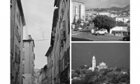 Urban Diary Excerpt No. 5 Figures (L-R, top to bottom) 1.9, 1.10, 1.11 (images: Grasse France cityscapes)