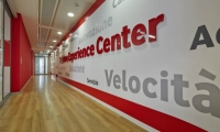 The center is located at Vodafone's Milan headquarters.