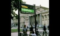 Buenos Aires underground entrance (1995)
