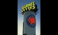 Gurnee Mills (1992). CommArts' tour de force was the first shopping environment driven almost solely by graphic design.