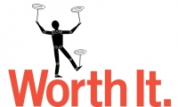 """One of Ted's negotiation programs is called """"Worth It.""""  (Source: Ted Leonhardt)"""