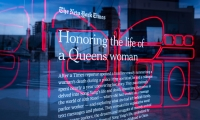 An overlooked woman in Queens is the subject of a third installation.
