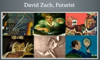 Zach looks at the future through the lens of emerging trends, patterns and connections.