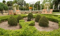 Get on the bus and travel to old Coconut Grove to visit the most authentic Renaissance villa and surrounding European inspired gardens in America.