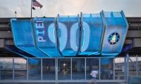 Big, bold, Pier 90 signage