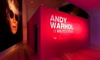 Andy Warhol Exhibition, photo courtesy of Yann Follain