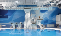 CIBC Pan Am/Parapan Am Aquat­ics Centre and Field House