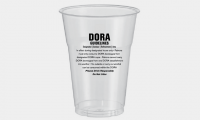 DORA regulations are present on compostable cups.