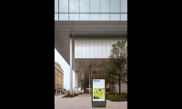Plaza; Digital Event Display