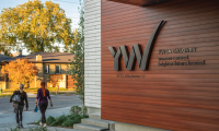 The new 127,000-square-foot YWCA Calgary in Alberta is a safe, caring environment where women in crisis can stay while they make positive life changes. (Photo: Jason Dziver and Michelle Jay)