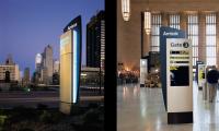 Amtrak Acela Signage and Wayfinding