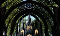 Aura | Notre-Dame Basilica, Montreal, 2017 | Moment Factory