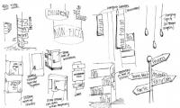 Fig. 13. District Library. (Erin Boxberger, Carolyn Green, Laurel Komos, Shannon Sullivan)